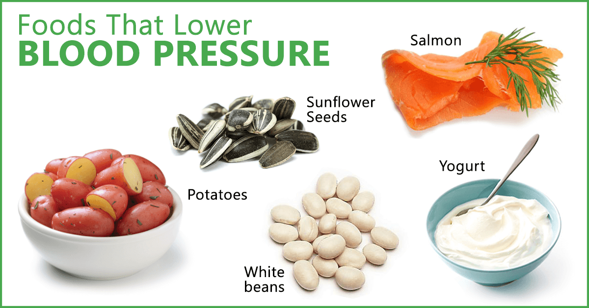 What Natural Foods Reduce Blood Pressure