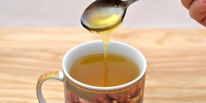 Image result for honey in water