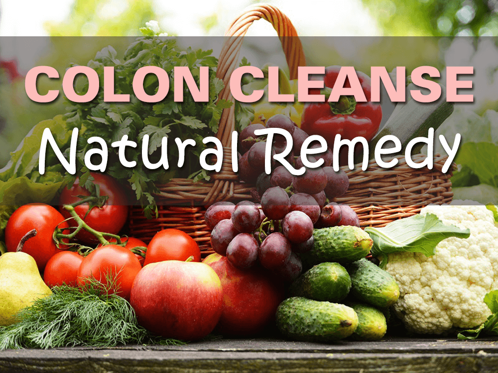 • How to cleanse your colon ( Homemade Remedies ) •