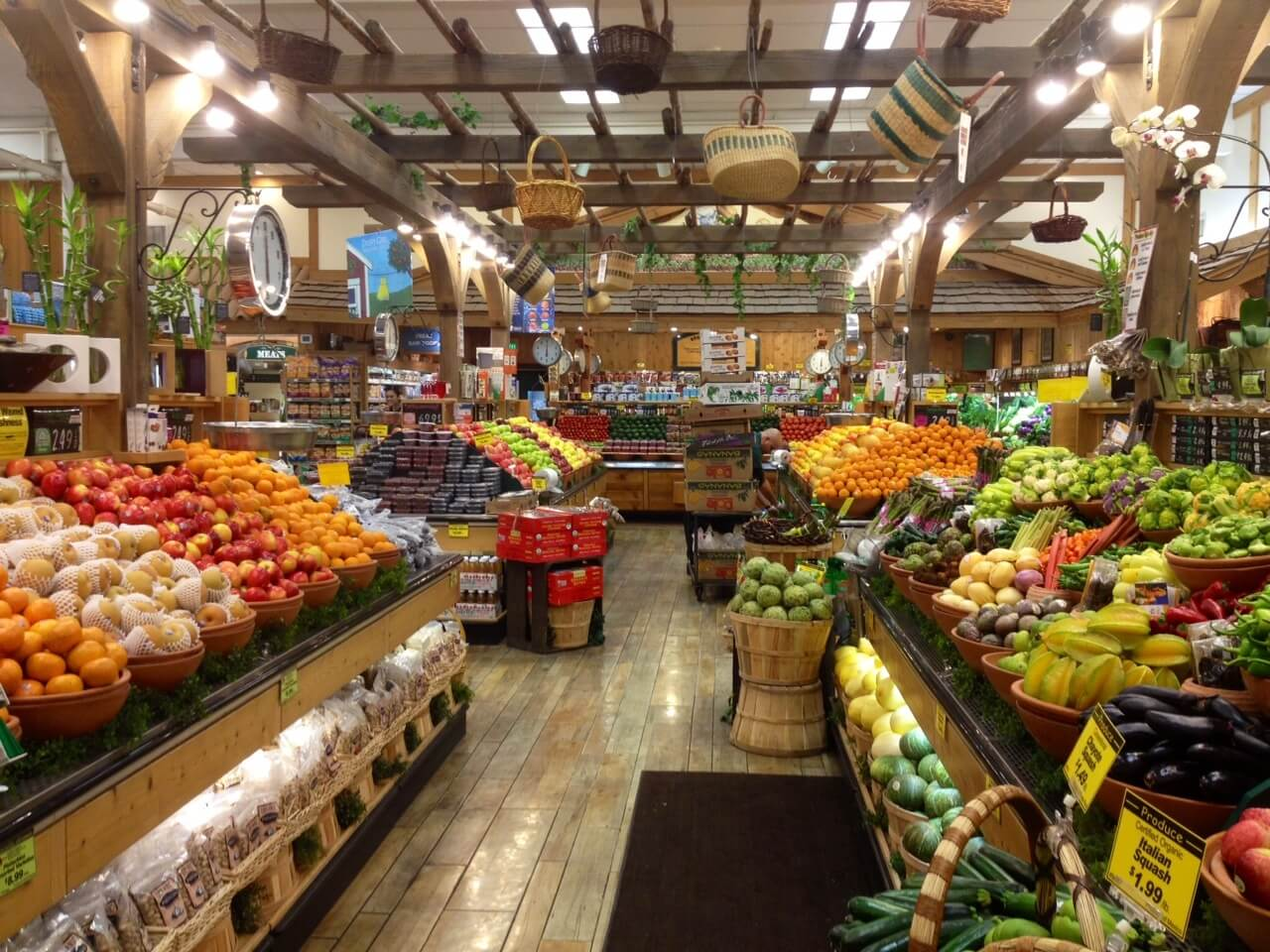 Most Unhealthy Foods in Healthy Food Stores